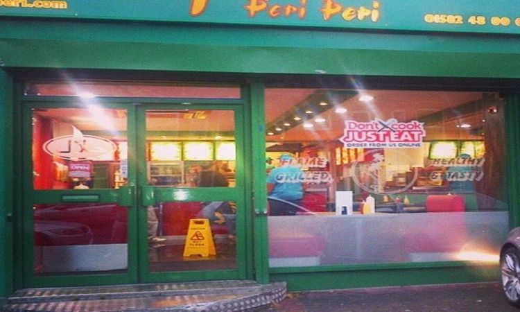Peri Peri Takeaway For Sale In Luton Takeaway Jungle